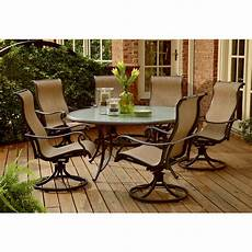 outdoor dining furniture panorama 7 patio dining set improve your and