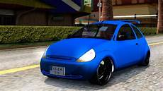 1998 Ford Ka Tuning Gta San Andreas