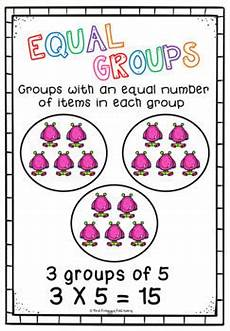 multiplication grouping worksheets grade 2 4836 multiplication equal groups worksheets no prep printables by the froggy factory