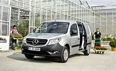 Mercedes Citan City Delivery Revealed Photos