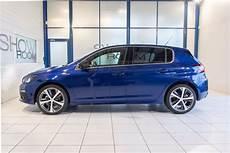 308 gt line bleu magnetic peugeot 308 d occasion 308 ii 1 5 bluehdi 130 ch gt line