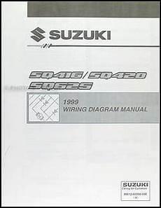99 suzuki grand vitara wiring diagram 1999 2001 suzuki vitara grand vitara wiring diagram original