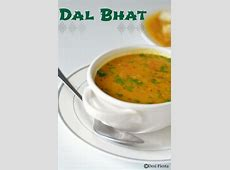 dal bhat  red lentils with rice_image