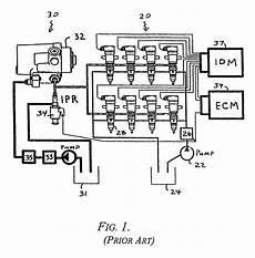 2006 international dt466 engine wiring diagrams patent us7299780 dual high pressure lube pumps for diesel fuel injection patents