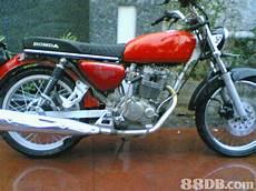 Modifikasi Sepeda Motor by New Foto Foto Modifikasi Sepeda Motor Honda Cb Planet