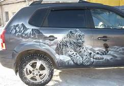 Cool Airbrushed Cars  Car Airbrush SUV Painting