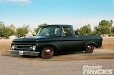 1962 ford truck 1962 ford f 100 the scavenger rod network