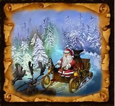 weihnachtsmann der gro 223 e geschenkeverteiler mit