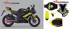 Yamaha R15 Modifikasi Stiker by Order Stiker Fullbody Yamaha R15 Sudah Di Buka Eiitt