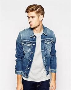veste avec jean homme style homme 2016