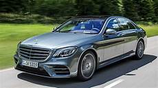 Mercedes S Klasse 2018 Fahrbericht Autohaus De