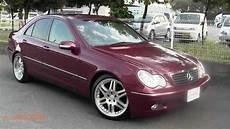 2001 Mercedes C200 Kompressor For Sale Direct