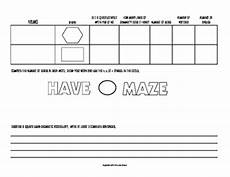 science worksheets 12133 two dimensional shape attributes by amanda gibson tpt