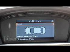 tire pressure monitoring 2008 bmw 5 series electronic throttle control reset tyre pressure bmw bc doovi