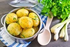 Kartoffeln Kochen Koch Tipps Zu Kochzeit Salz Und Der
