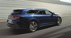 Renault Talisman Estate Revealed Retains Sedan S