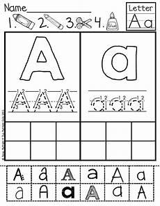 cut and paste letter worksheets for kindergarten 23464 pin on kindergarten literacy