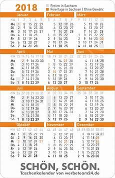 mini kalender 2018 taschenkalender 2018 im scheckkartenformat druck