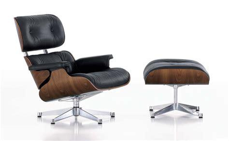 Lounge Chair Vitra Poltrona Di Charles & Ray Eames