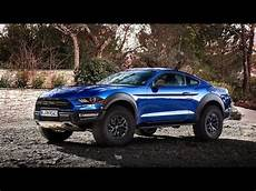 ford mustang raptor render it s good youtube