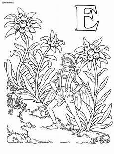 disegni alfabeto fate 2 disegni per bambini da stare e