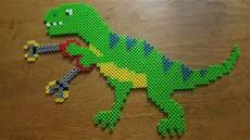 unstoppable t rex perler by ladyraveicorn kandi photos
