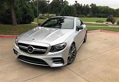 2019 Mercedes Benz AMG E53 Coupe Dazzles With Looks