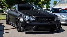 mercedes c63 amg mercedes c63 amg black series exhaust sound accelerations i burnouts i