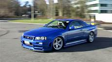 nissan skyline gtr r34 clean nissan skyline r34 gtr sounds in the sun