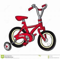 image vélo à imprimer het rood de fiets vector illustratie illustratie