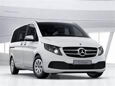 Mercedes Der Neue V Klasse 4 T 252 Rer Konfigurator Und