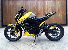 Modifikasi Motor Xabre by Kumpulan Gambar Modifikasi Motor Yamaha Xabre Keren Terbaru