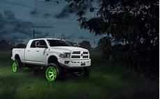 White Truck Wallpaper