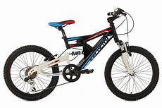 kinderrad 20 zoll weiss mountainbike fully velocity rh 33
