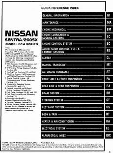 electronic throttle control 1997 nissan 200sx engine control nissan sentra 200sx model b14 series 1997 service manual pdf online download