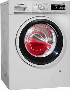 siemens waschmaschine wm14w5eco a 8 kg 1400 u min