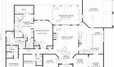 4 bedroom house plans with walkout basement amazing ranch style house plans with walkout basement