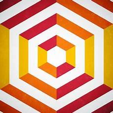 Easy Abstract Geometric Shapes