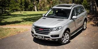 2015 Haval H8 Review  Photos CarAdvice