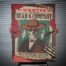 dead and company shows dead and company shows poster status serigraph gratefuldead
