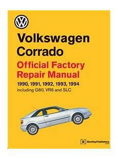 service and repair manuals 1994 volkswagen corrado instrument cluster volkswagen corrado repair manual 1990 1994 xxxvc94