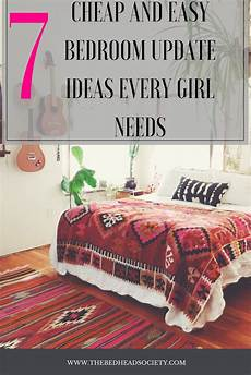 Bedroom Ideas Cheap And Easy by 7 Cheap And Easy Bedroom Update Ideas Every Needs