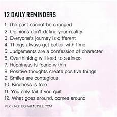 12 daily reminders pictures photos and images for