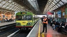 Dart Dublin Area Rapid Transit Dublin Inside