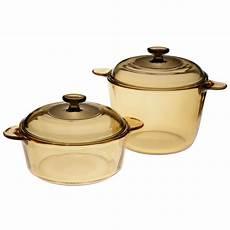 glas keramik kochtopf set 4 teilig purenature