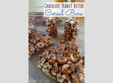 chocolate peanut butter breakfast bars_image