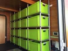 Garage Ausbau by Regal Systeme F 252 R Wohnmobile Womoclick De
