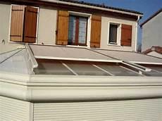 store exterieur de toiture veranda ambiance