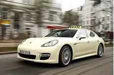 Porsche Panamera Turbo Als Taxi Taxamera Autobild De