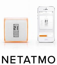 Thermostat Connect 233 Netatmo Boutique Ferrante